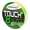 CLIMAX TOUCH 8 PLUS BRAID 100 M CHARTREUSE